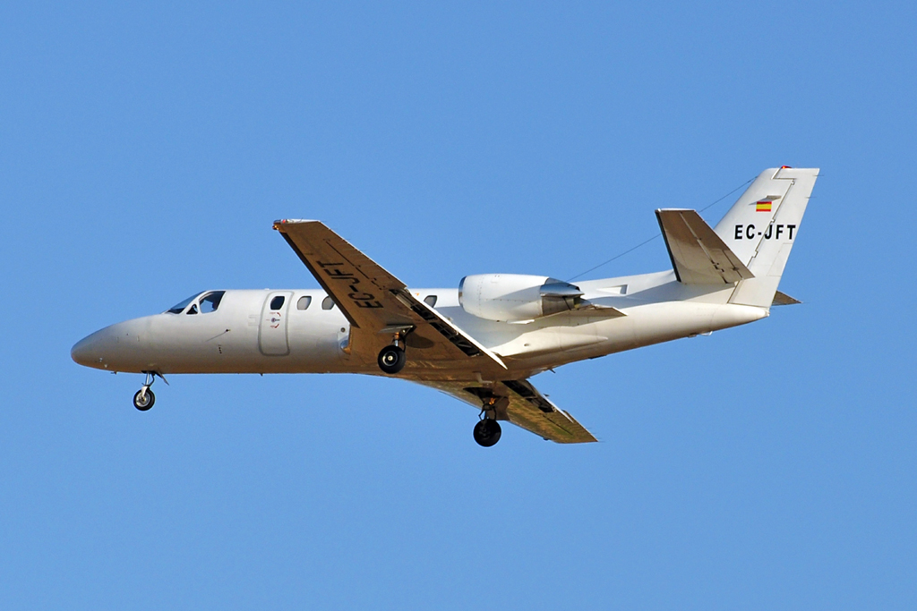 EC-JFT CESSNA 560 CITATION SKY HELICOPTEROS 1024.jpg