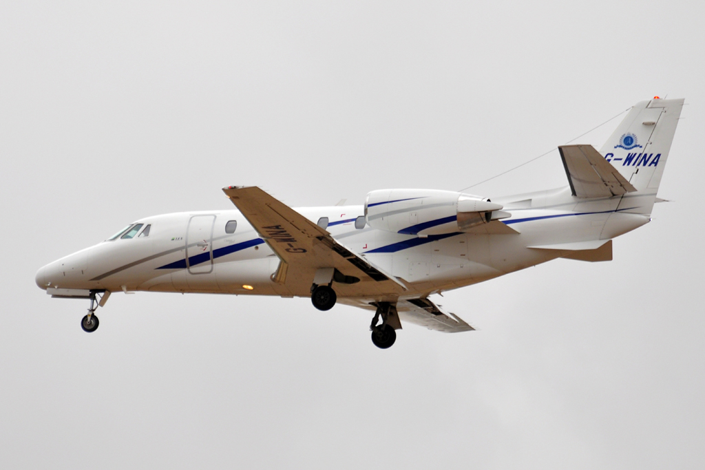G-WINA CESSNA CITATION EXCEL LONDON EXCUTIVE AVIATION.jpg